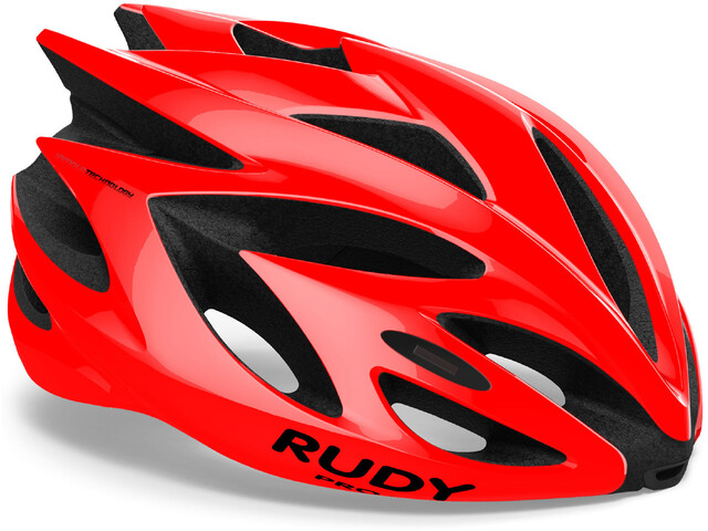 Rudy Project Rush Fietshelm rood